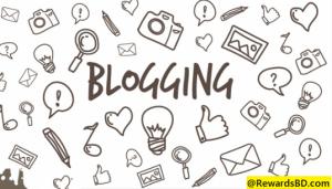 blogging as a passive income